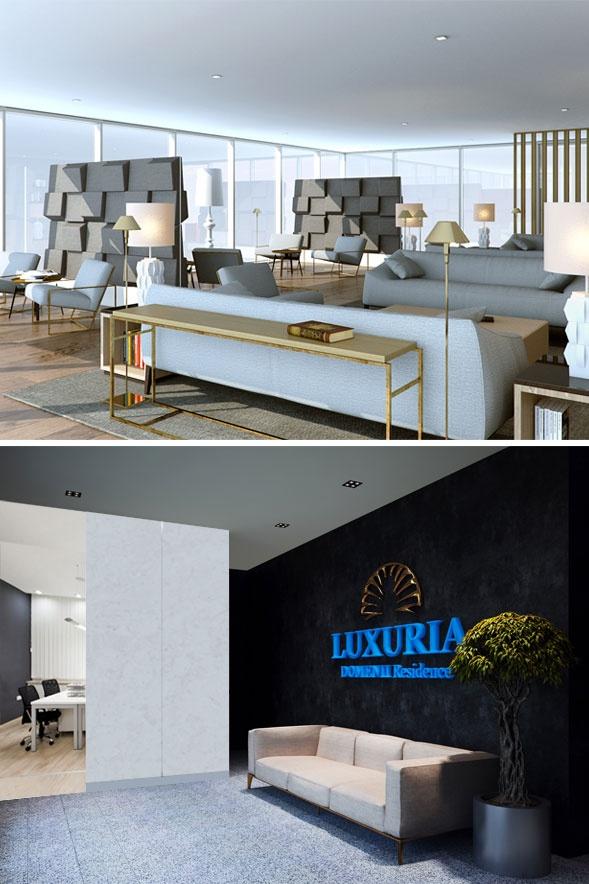 Luxuria Residence